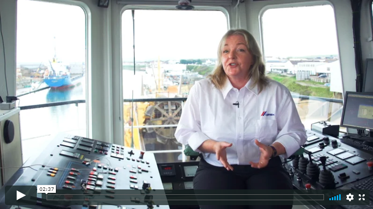 CEMEX Women's Recruitment Video – Georgina Carlo-Paat