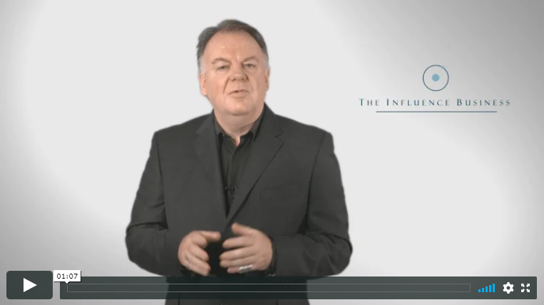 Paul Clayton – The Influence Business