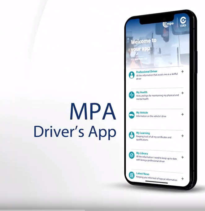 MPA The Driver's App